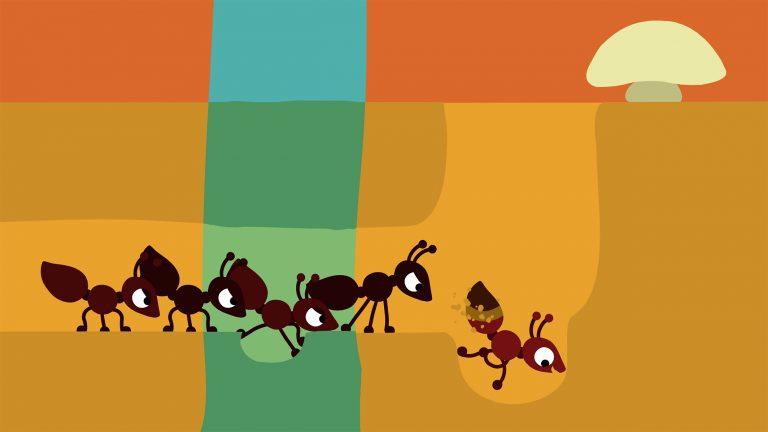Animanimals : Ant
