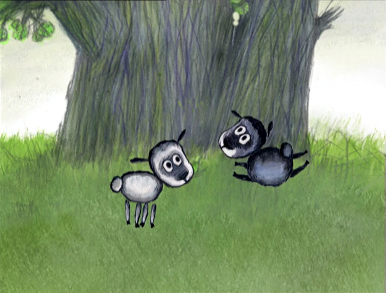Les Deux moutons